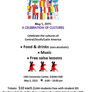 IMS FUNdraiser – Join Us May 5th for a Celebration of Cultures