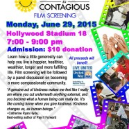 Kindness Is Contagious – Film Screening June 29th